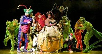 Un show con identidad brasileña