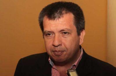 Derlis Osorio, senador.