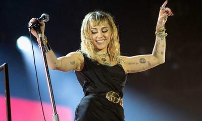 Miley Cyrus presentó 3 nuevas canciones y anunció el lanzamiento de su nuevo álbum