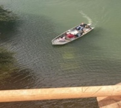Sigue la búsqueda del joven desaparecido en aguas del Yguazú