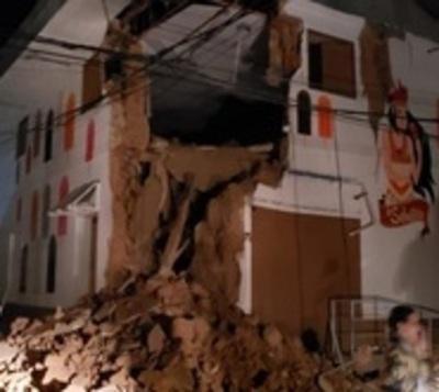 Un muerto y decenas de heridos tras sismo de 7.5 en Perú