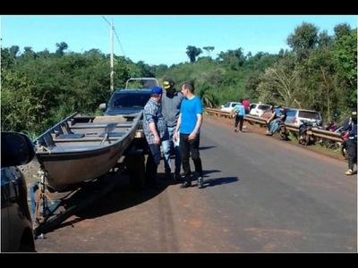 Encuentran cadáver de joven que cayó al río Yguazú