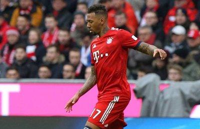 Boateng, empujado a dejar el Bayern