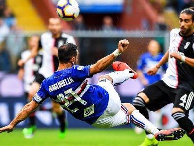 Juventus cae ante el Sampdoria en la despedida de Allegri