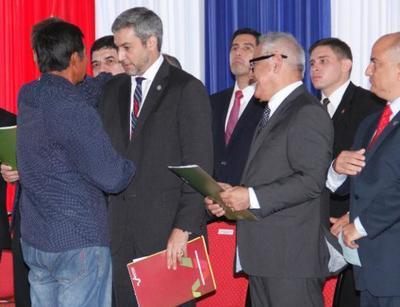 Presidente entregará títulos de propiedad a beneficiarios de la reforma agraria
