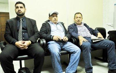 Exdirector de Policía de San Pedro, con prisión preventiva en Agrupación