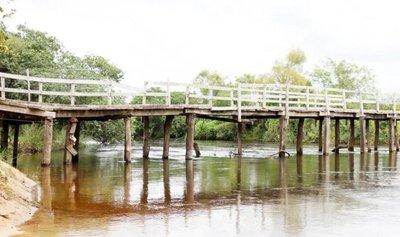 Cambio de puentes de madera por hormigón costará US$ 42 millones