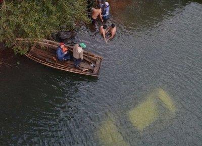 Hallan cuerpo de ahogado en el Yguazú