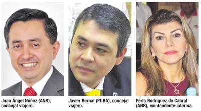 A Miami, París y Panamá con dinero de los esteños