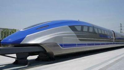 China trabaja en un tren de levitación magnética que viajará a 600 kilómetros por hora