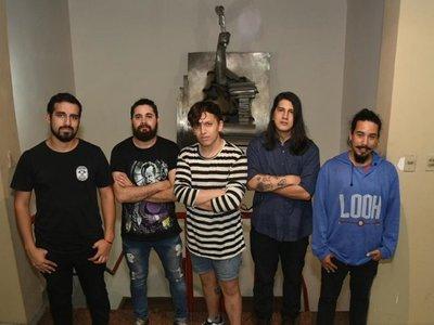 Grupo de metal paraguayo Axis Mundi lanza un EP