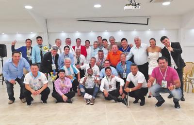 Colombia es campeón general