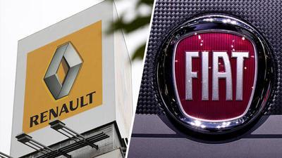 Renault y Fiat se disparan en bolsa tras confirmar que negociación su fusión