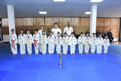 Taekwondistas paraguayos se destacan en Copa Tres Fronteras