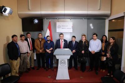 Gobierno invertirá 60 millones de dólares en obras viales a ejecutarse en Guairá