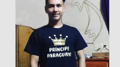 El Príncipe Paraguayo Molesto Con Productores Del 'Baila Conmigo' Porque No Lo Convocaron