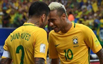 Dani Alves, el nuevo capitán