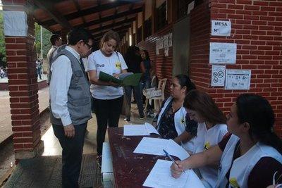 TSJE busca cooperación de la OEA para asistencia en las elecciones municipales