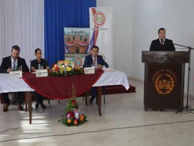 Primer foro de Defensores del Pueblo de Iberoamérica, en Paraguay.