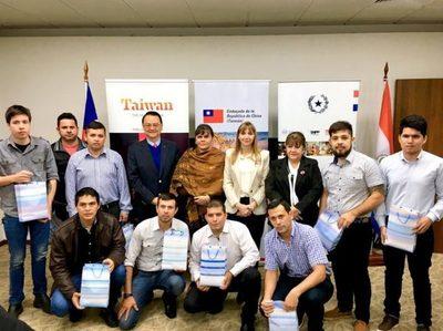 Profesionales paraguayos se capacitarán en Taiwán