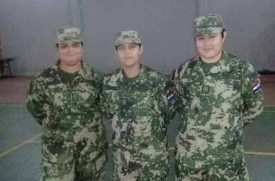 HOY / Con venia de la superioridad  tres militares competirán por   el título de Miss Gordita 2019