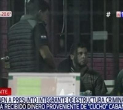 Operativo Berilo: Detienen a presunto integrante de banda criminal