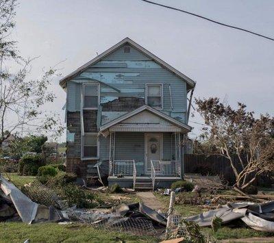 Potentes tornados dejan un muerto y varios heridos en noreste de EE.UU.
