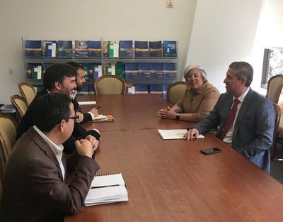 OEA  acompañará al TSJE en la implementación del voto electrónico