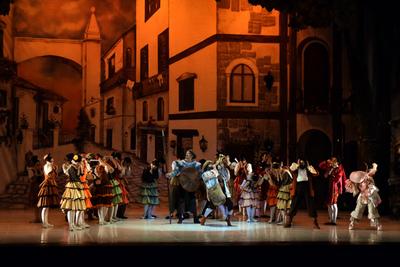 Sudameris presenta Don Quijote