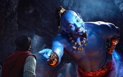 "HOY / ""Aladdin"" vuela alto en la taquilla estadounidense"