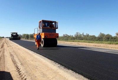 Un total de 22 empresas quieren asfaltar 123 km de varios tramos