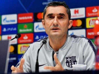 Valverde sigue en el Barcelona