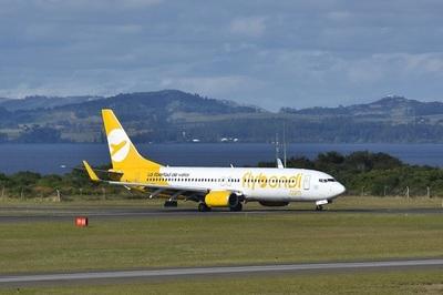 Paro en Argentina no afecta a aerolínea de bajo costo