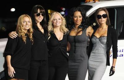 El desastroso debut de las Spice Girls en su esperada gira de reencuentro