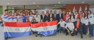 Selección paraguaya de esgrima, lista para el campeonato sudamericano