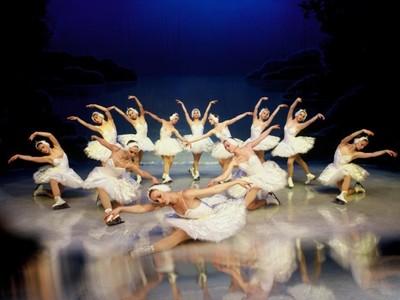 Ballet Estatal de San Petersburgo sobre hielo se presenta en Asunción el fin de semana