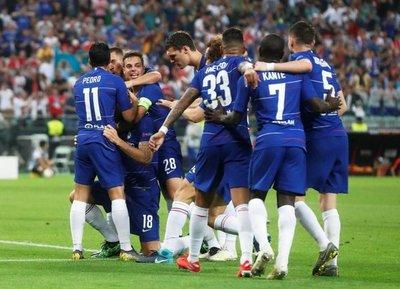 Chelsea se queda con la Europa League