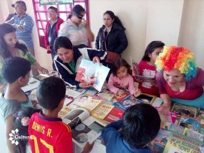 Habilitan nuevo espacio cultural en Villa Hayes con apoyo de la SNC