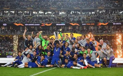 Chelsea se consagra campeón de la Europa League