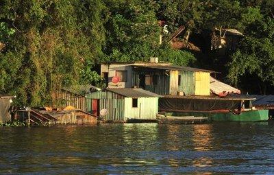 Inundación: 14.823 familias desplazadas en Asunción