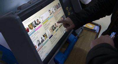 OEA ayudará a Paraguay en la instalación del voto electrónico