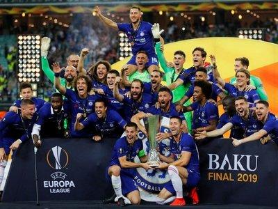 Chelsea conquista UEFA