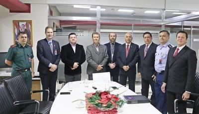 Cursantes del Instituto de Altos Estudios destacan el rol de la Fundación Tesãi