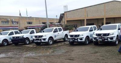 Compran camionetas por emergencia vial en el Chaco