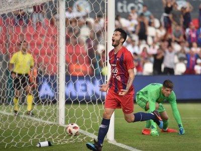 Cerro anuncia renovación de Mathías Villasanti