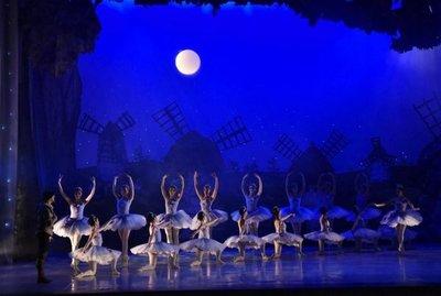 Gala de ballet en solidaridad con Migliorisi