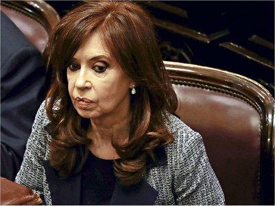 Unidad antilavado argentina pide procesar a Cristina Fernández