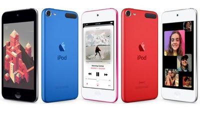Apple presenta su primer nuevo iPod en cuatro años