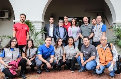 Ayuda humanitaria de México llegó al país para asistir a familias chaqueñas