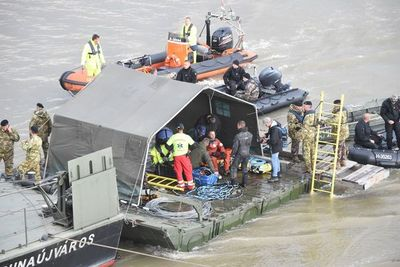 Danubio: Tragedia sin supervivientes
